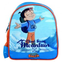Chhota Bheem School Bag Climb Every Mountain