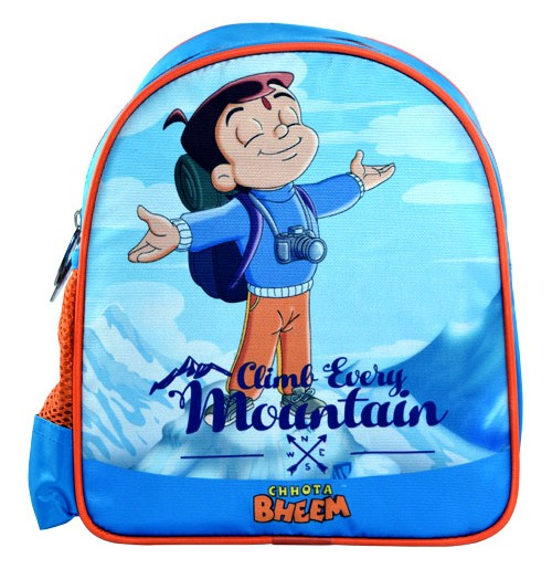 Chhota Bheem School Bag Climb Every Mountain