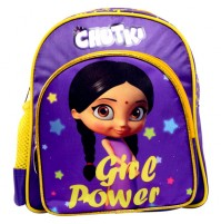 Chutki School Bag Girl Power