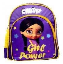 Chutki School Bag Girl Power