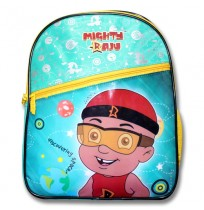 Mighty Raju School Bag - Green