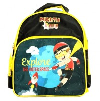 Mighty Raju School Bag Explore Outer Space 14 Inch