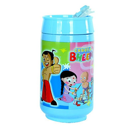 Sports Bottle Chhota Bheem - Blue