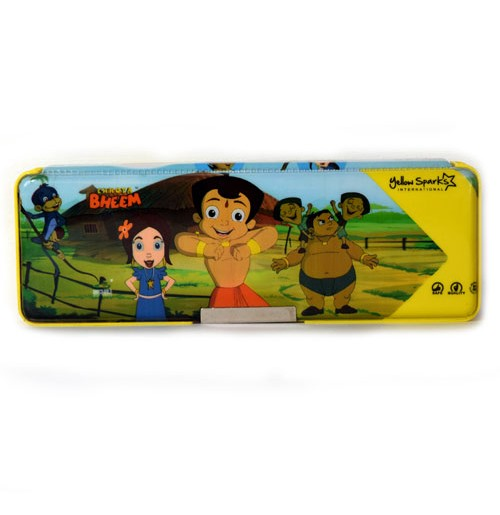 Chhota Bheem Pencil Box Magnetic Assorted