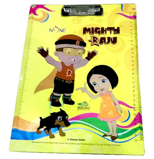 Mighty Raju Exam Pad