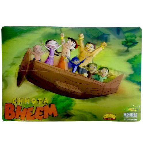 Chhota Bheem 3D Table Mat