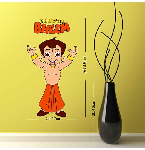 Chhota bheem Decal 2