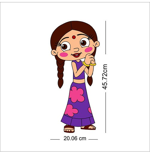 Chutki Decal 1