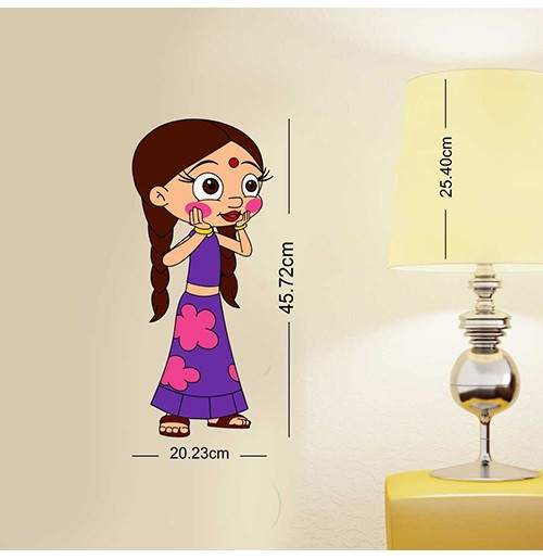 Chutki Decal 2