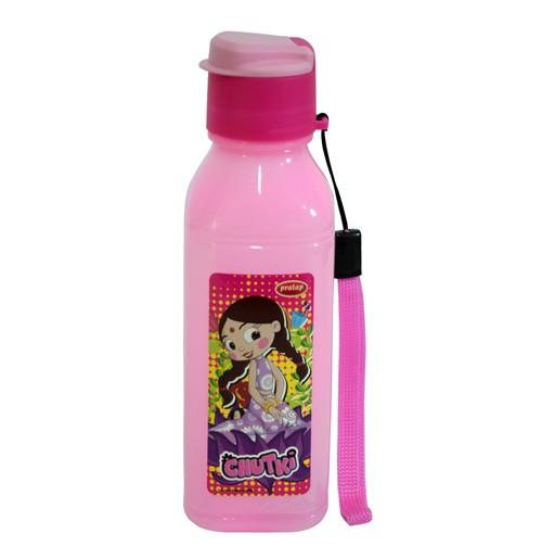 Chutki Water Bottle Pink