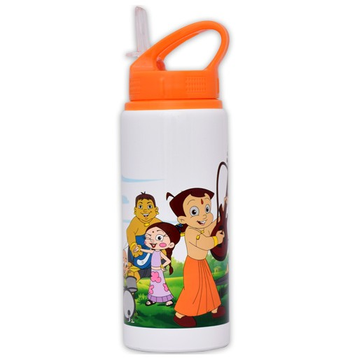 Aluminium Bottle - Chhota Bheem