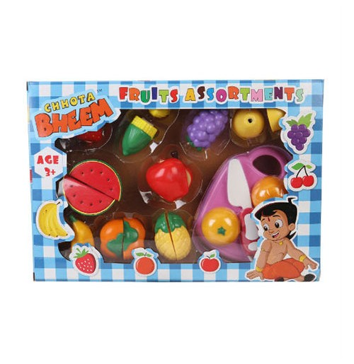 Chhota Bheem Fruit Set