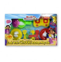 Kung Fu Dhamaka Chutki Kitchen Set 12 pcs