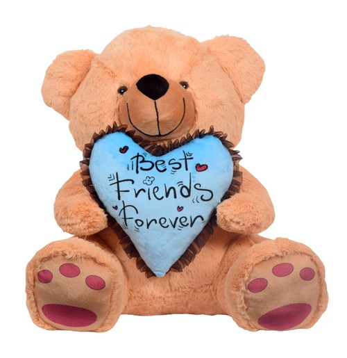 13 Inch Valentines Day Teddy Bear With Heart