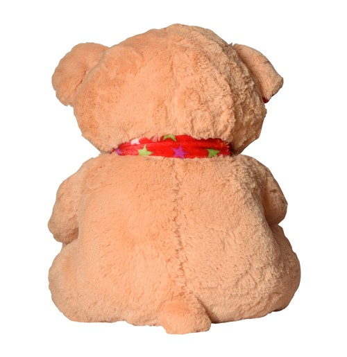 5cb7cd7cc6 Valentines Day Sale : Buy Scarf Teddy Bear Online at Best Prices in ...