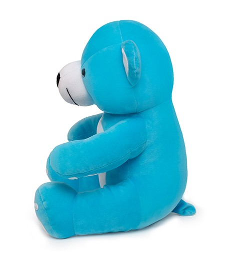 04a15d09f68 Valentines Day Special Sale   Buy Soft Hug Teddy bear Blue 36 Cm Online