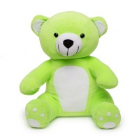Soft Hug Teddy bear Green 36 Cm