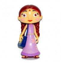 Chutki with Bag