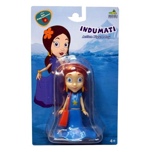 Indumati with Bag