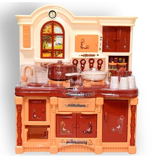 Kitchen Toys Online Buy Chhota Bheem Kitchen Cabinet Set For Kids