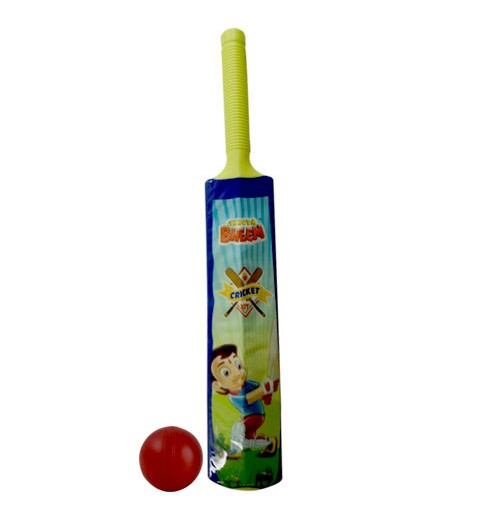 Cricket Bat and Ball Pvc