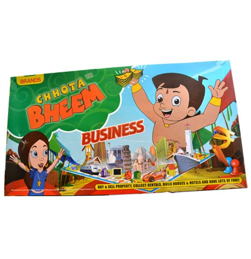 Chhota Bheem Business Game