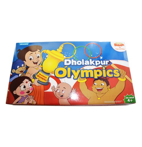 Chhota Bheem Dholakpur Olympics