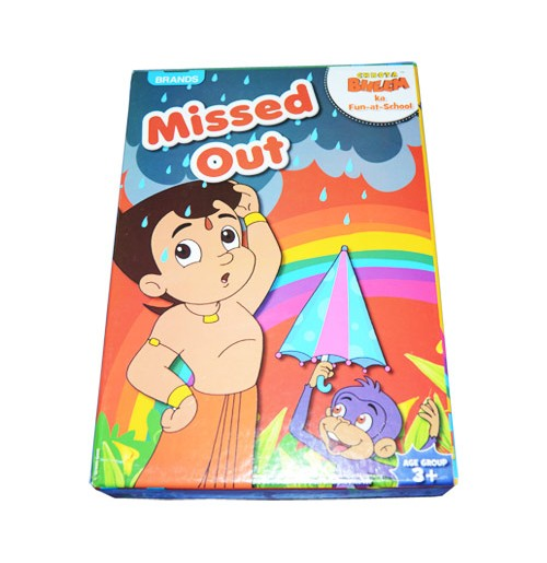 Chhota Bheem Missed Out