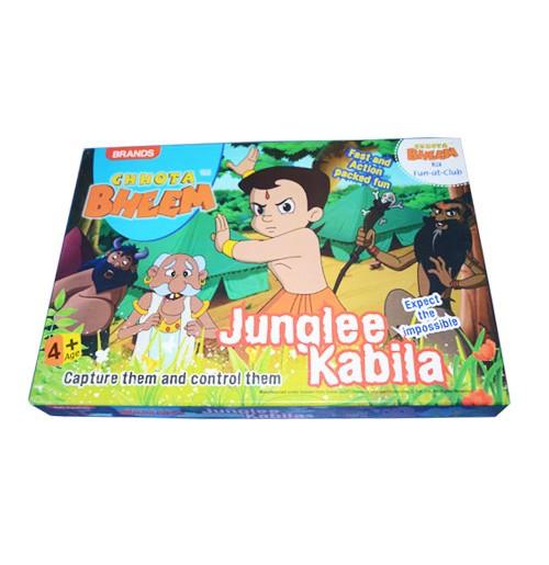 Chhota Bheem Junglee Kabila