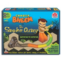 Chhota Bheem Vs The Snake Army