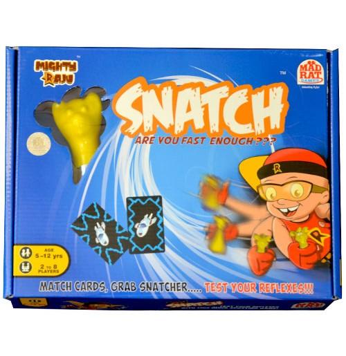Mighty Raju Snatch