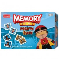 Mighty Raju Memory Game-2231