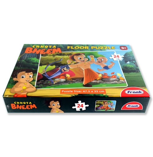 Chhota Bheem Floor Puzzle