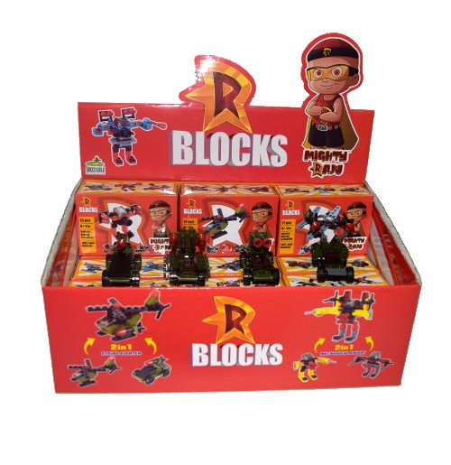Mini R BLOCKS