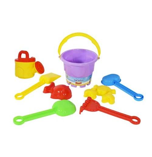 Chutki Beach Toy Set 8 Pieces