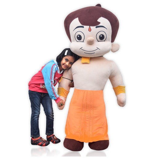Chhota Bheem Soft Toy - 144cm