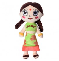 Chutki Plush Toy 33 cm - Florance Green