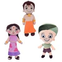 3-IN-1 Combo - Bheem + Chutki + Dholu