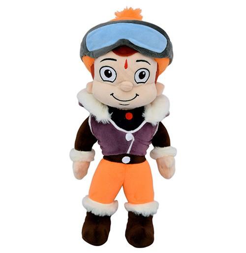 Chhota Bheem Plush Toy - 42 cm
