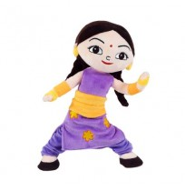 Kung Fu Dhamaka Action Chutki Plush Toy-33cms