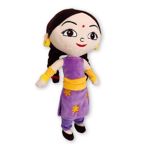Kung Fu Dhamaka Chutki Plush Toy-30cms