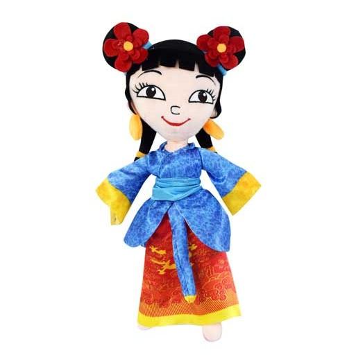 Kung Fu Dhamaka Kia Plush Toy-30cms