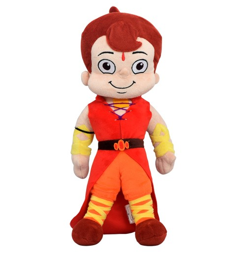 Super Bheem Plush Toy -  40 cm