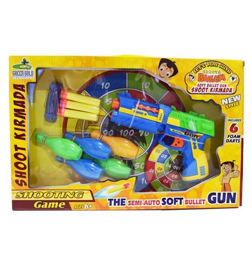 Soft Bullet Gun Chhota Bheem