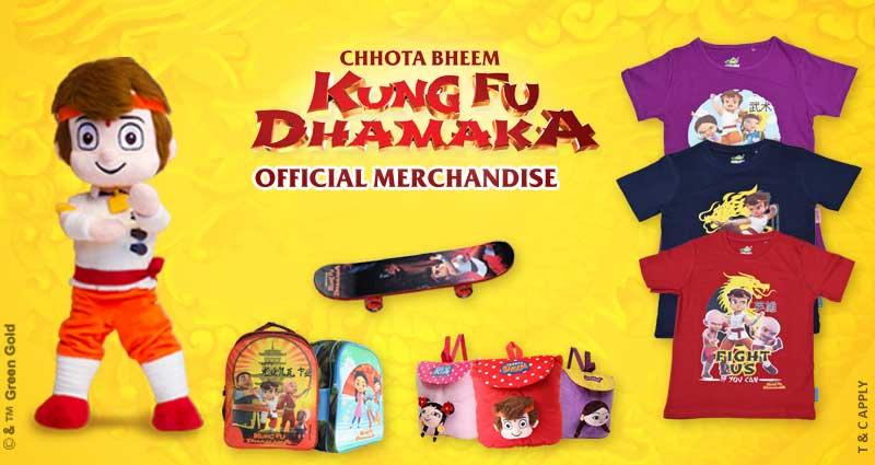 Kung Fu Dhamaka Toys
