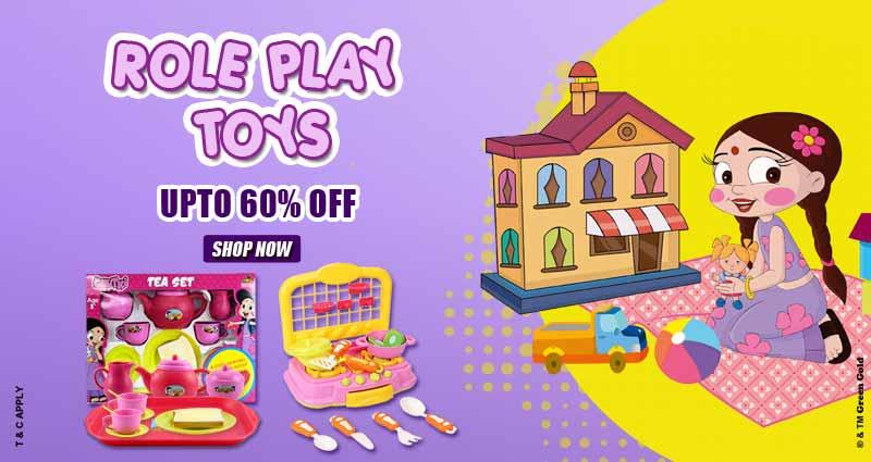 Official Online Shop for Super Bheem, Mighty Raju & Chhota