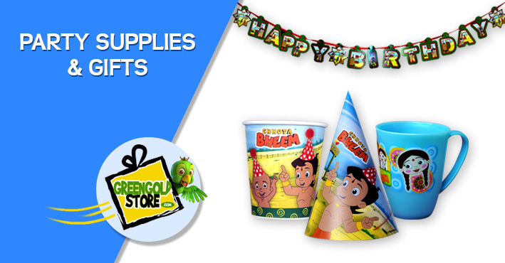 Buy Chhota Bheem Party Supplies Return Gifts Pay On Delivery