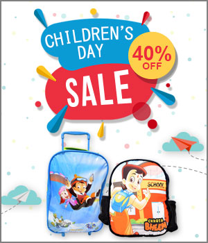 Childrens Day Sale - Back To School