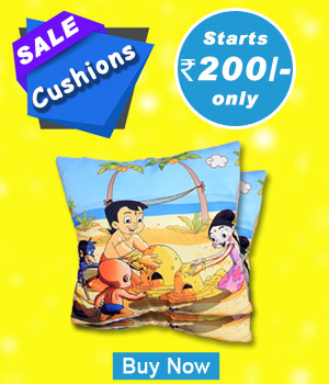 Childrens Day Sale - Cushions
