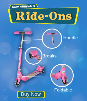 New Arrivals Kids Ride-ons
